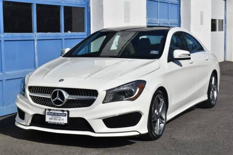 2014 Mercedes-Benz CLA for sale at IdealCarsUSA.com in East Windsor NJ