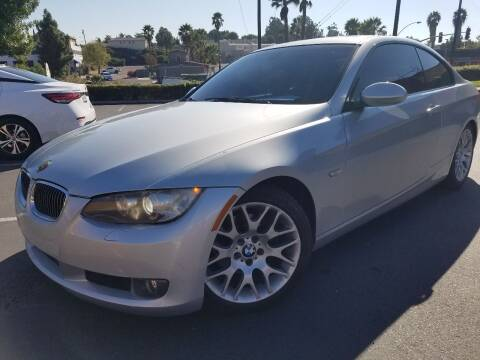 2009 BMW 3 Series for sale at Trini-D Auto Sales Center in San Diego CA