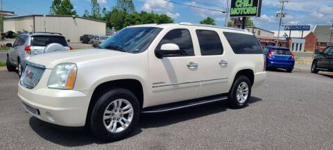 2012 GMC Yukon XL for sale at CHILI MOTORS in Mayfield KY
