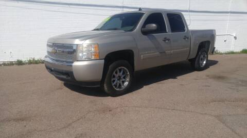 2008 Chevrolet Silverado 1500 for sale at Advantage Auto Motorsports in Phoenix AZ
