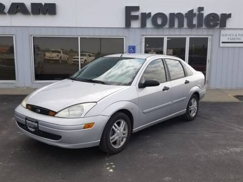 2003 Ford Focus for sale at Frontier Motors Automotive, Inc. in Winner SD
