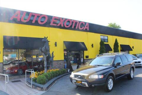 2007 Volvo XC70 for sale at Auto Exotica in Red Bank NJ