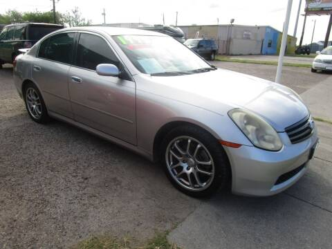 2005 Infiniti G35 for sale at Cars 4 Cash in Corpus Christi TX
