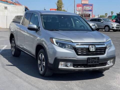 2017 Honda Ridgeline for sale at Brown & Brown Wholesale in Mesa AZ