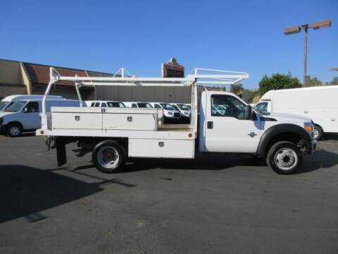 2015 Ford F-450 Super Duty for sale at Norco Truck Center in Norco CA