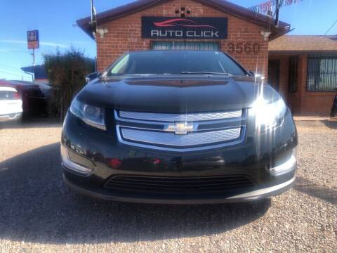 2014 Chevrolet Volt for sale at Auto Click in Tucson AZ