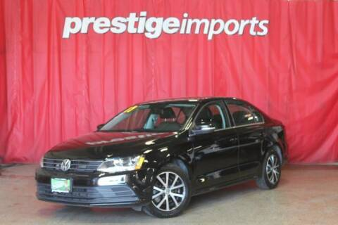 2017 Volkswagen Jetta for sale at Prestige Imports in St Charles IL
