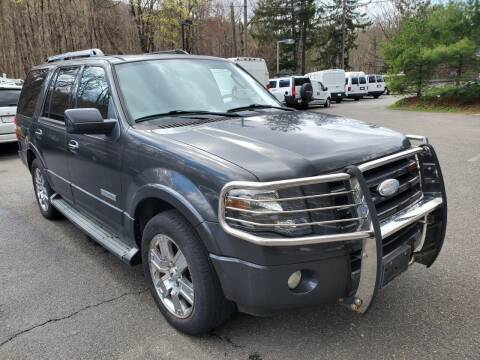 2007 Ford Expedition for sale at Ramsey Corp. in West Milford NJ