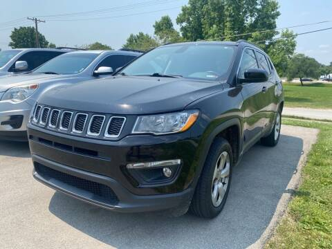 2018 Jeep Compass for sale at Coast to Coast Imports in Fishers IN