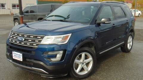 2017 Ford Explorer for sale at Dependable Used Cars in Anchorage AK