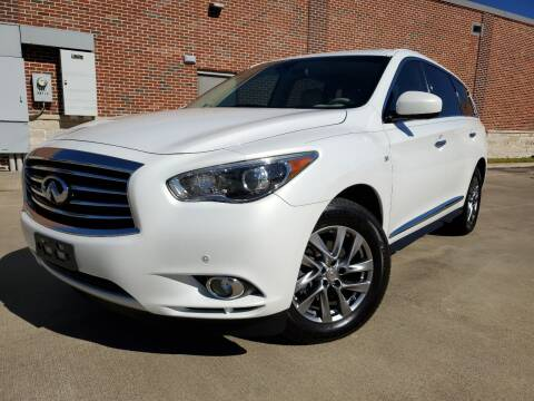 2014 Infiniti QX60 for sale at AUTO DIRECT in Houston TX
