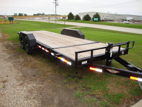 2019 H&H 82x22 for sale at Ditsworth Auto Sales in Bancroft IA