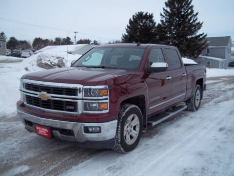 2014 Chevrolet Silverado 1500 for sale at SHULLSBURG AUTO in Shullsburg WI