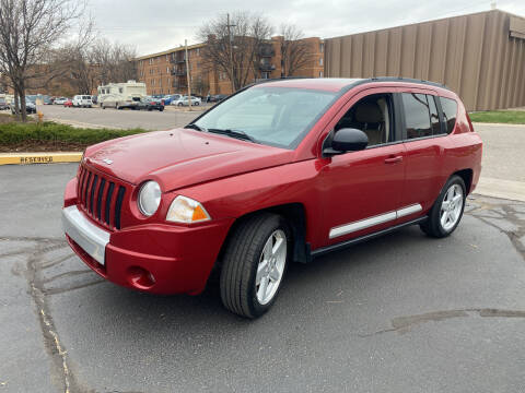 2010 Jeep Compass for sale at R n B Cars Inc. in Denver CO
