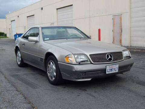 1995 Mercedes-Benz SL-Class for sale at Crow`s Auto Sales in San Jose CA