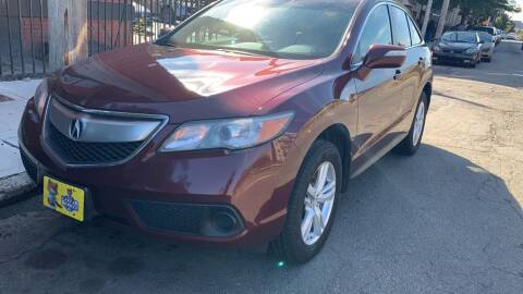 2013 Acura RDX for sale at Gallery Auto Sales in Bronx NY
