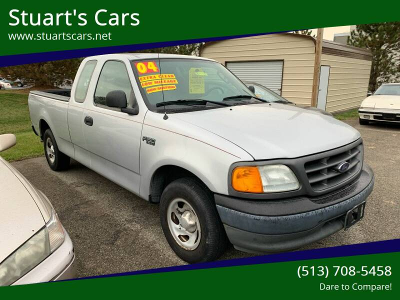 2004 Ford F-150 Heritage for sale at Stuart's Cars in Cincinnati OH