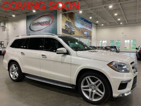 2013 Mercedes-Benz GL-Class for sale at Godspeed Motors in Charlotte NC