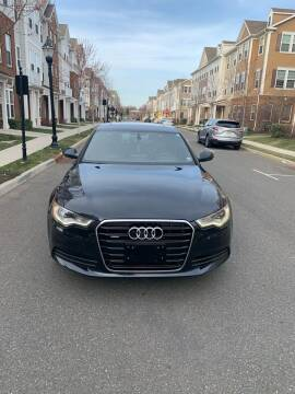 2012 Audi A6 for sale at Pak1 Trading LLC in South Hackensack NJ