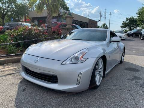 2016 Nissan 370Z for sale at William D Auto Sales in Norcross GA