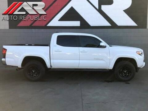 2018 Toyota Tacoma for sale at Auto Republic Fullerton in Fullerton CA