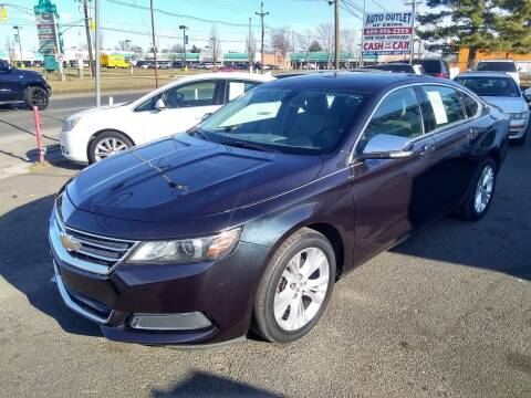 2014 Chevrolet Impala for sale at Wilson Investments LLC in Ewing NJ