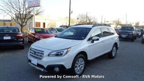 2015 Subaru Outback for sale at RVA MOTORS in Richmond VA