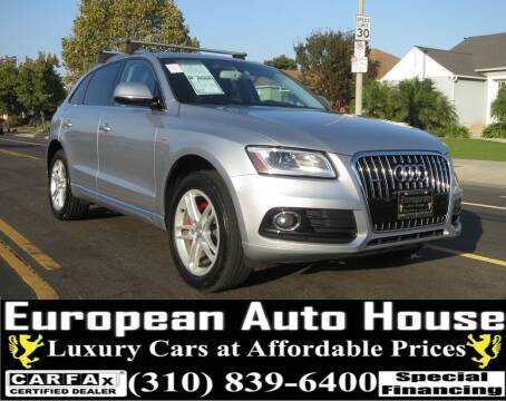 2015 Audi Q5 for sale at European Auto House in Los Angeles CA