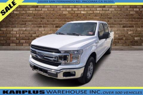2019 Ford F-150 for sale at Karplus Warehouse in Pacoima CA