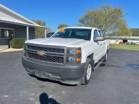 2014 Chevrolet Silverado 1500 for sale at Jacks Auto Sales in Mountain Home AR