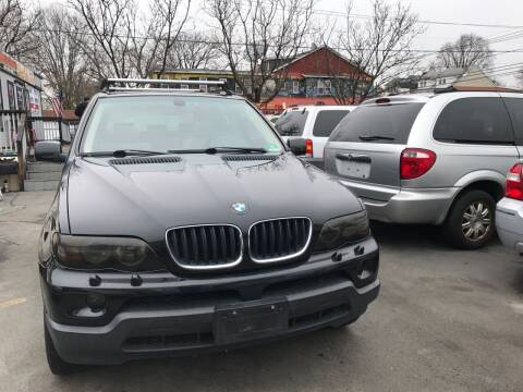 2006 BMW X5 for sale at Chambers Auto Sales LLC in Trenton NJ