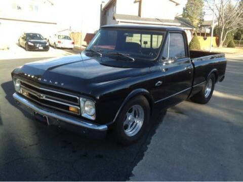1967 Chevrolet C/K 10 Series for sale at Haggle Me Classics in Hobart IN