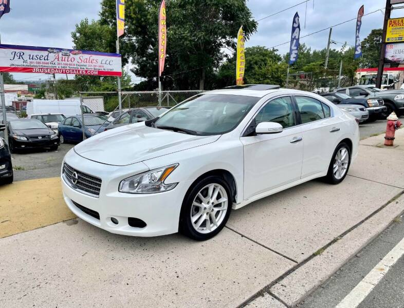 2010 Nissan Maxima for sale at JR Used Auto Sales in North Bergen NJ