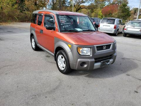2005 Honda Element for sale at DISCOUNT AUTO SALES in Johnson City TN