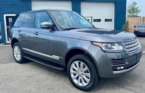2014 Land Rover Range Rover for sale at Saugus Auto Mall in Saugus MA