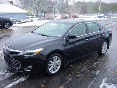 2013 Toyota Avalon for sale at North South Motorcars in Seabrook NH