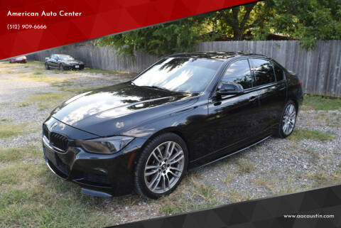 2014 BMW 3 Series for sale at American Auto Center in Austin TX