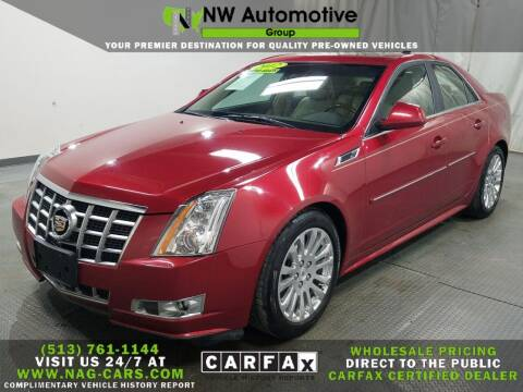 2012 Cadillac CTS for sale at NW Automotive Group in Cincinnati OH