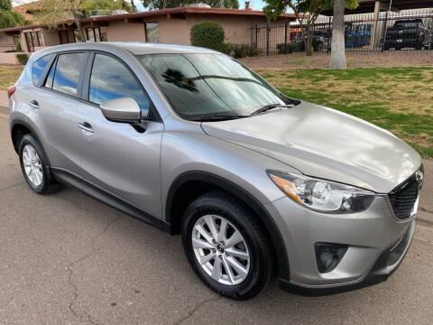 2013 Mazda CX-5 for sale at Premier Motors AZ in Phoenix AZ