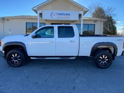 2014 GMC Sierra 2500HD for sale at Carolina Auto Credit in Youngsville NC
