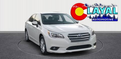2017 Subaru Legacy for sale at Layal Automotive in Englewood CO