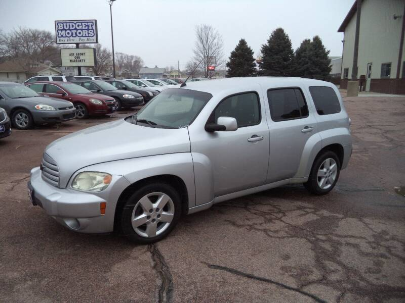 2011 Chevrolet HHR for sale at Budget Motors in Sioux City IA