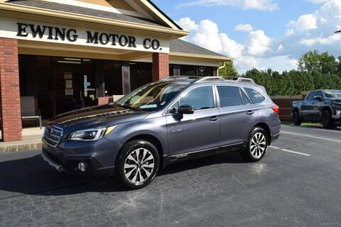 2017 Subaru Outback for sale at Ewing Motor Company in Buford GA