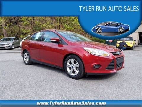 2014 Ford Focus for sale at Tyler Run Auto Sales in York PA
