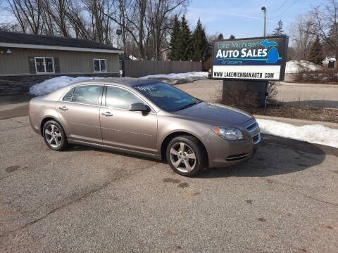 2012 Chevrolet Malibu for sale at Lake Michigan Auto Sales & Detailing in Allendale MI