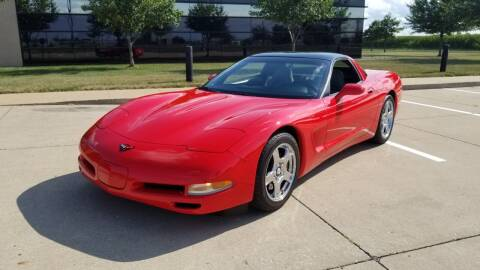 1998 Chevrolet Corvette for sale at Schrader - Used Cars in Mount Pleasant IA