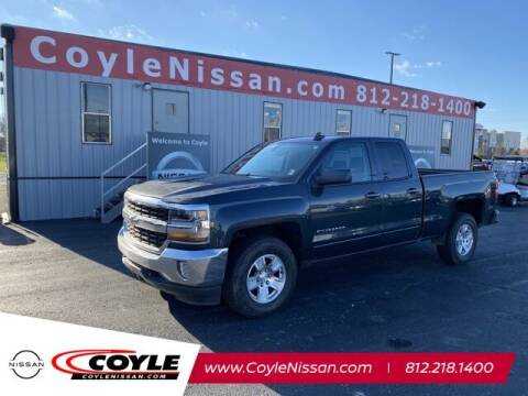 2018 Chevrolet Silverado 1500 for sale at COYLE GM - COYLE NISSAN - Coyle Nissan in Clarksville IN