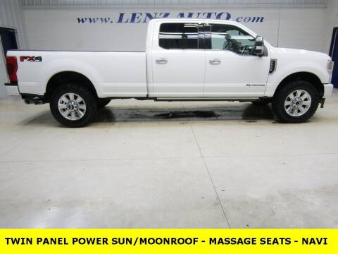 2020 Ford F-350 Super Duty for sale at LENZ TRUCK CENTER in Fond Du Lac WI
