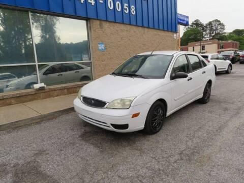 2007 Ford Focus for sale at 1st Choice Autos in Smyrna GA