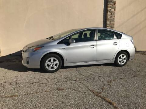 2011 Toyota Prius for sale at Rick's Auto Clinic Inc. in Raytown MO